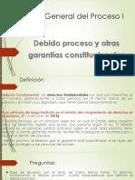 DEBIDO PROCESO