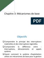 3- Mécanismes de base-
