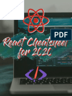 React 2020 Cheatsheet small.pdf