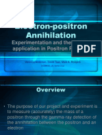 Electron-positron Annihilation-Veronica-David-Mark