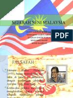Sejarah Pendidikan Seni Visual di Malaysia