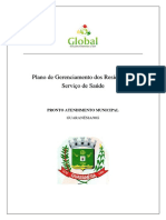4 - PGRS SAUDE - PRONTO ATENDIMENTO MUNICIPAL.pdf