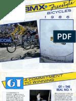 1986 GT Catalog