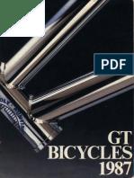 1987 GT Catalog