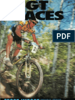 1992 GT Bicycle Catalog
