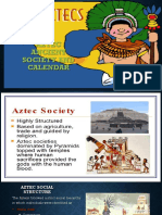 Aztec Ancient Society and calendar.pptx