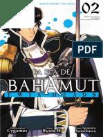 La ira de Bahamut