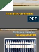History of Computers By Ashish