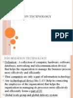 Information Technology By Ashish
