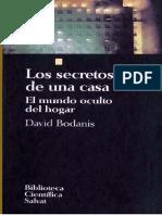 David Bodanis - Los Secretos de Una Casa