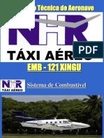 Sistema de Combustível - EMB-121 NHR