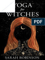Yoga for Witches SAMPLE by Sarah Robinson, Womancraft Publishing