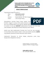 Surat Pernytaan Kesanggupan Transaksi Non Tunai.docx