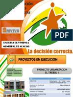 2013 - 2014 INFORME DE GESTIÓN DE LA EMPRESA DE VIVIENDA