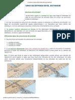 9-FAO ESTRUCTURAS DE ENTRADA EN EL ESTANQUE