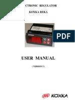 UsermanualREKA3_3