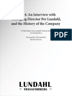 White paper on Lundahl Transformers 4