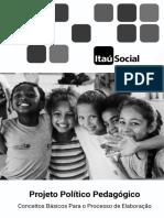 Itáu Social - Projeto Político Pedagógico