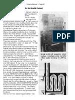 Masonry Stove Claimed To Be Most Efficient FARM S HOW Magazine