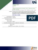 UNI EN 30-2-1 2004 apparecchi cottura gas uso domestico. Utilizzazione razionale energia. Generalità
