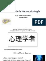 La Neuropsicología sesión MP Forense
