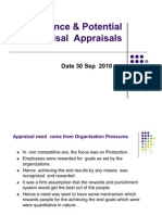 19. Unit III Performance Appraisals Process