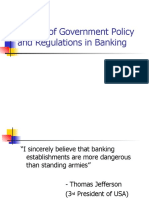 3. Impact of Government Policy and Regulations in Banking.ppt