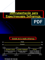 Instrumentación FTIR