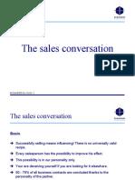 Sales Conversation com