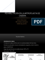 Rehabilitación en la Artroplastia de Cadera.pptx