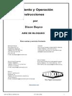 Air Interlock IOM. español