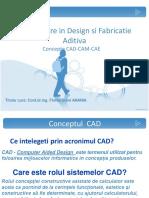 concepte  CAD-CAM