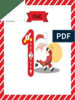 traza los números navidad.pdf