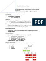 Manufacturing Processes Notes.docx