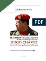 1 LIBRO PENSAMIENTO ESTRATEGICO DE HUGO CHAVEZ FINAL oct2013 (1)