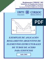 Ejemplos CIRSOC 302 (2005)