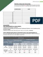 APFC-Panel Calculations