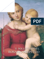 Il Bollettino Del Rosario Perpetuo n.1, Gennaio 2011