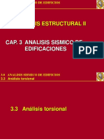 3.3 Analisis torsional