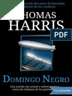 Domingo negro - Thomas Harris.epub