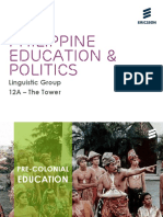 PHILIPPINE EDUCATION updated