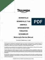 4143314-Instant Download Triumph Bonneville T100 Repair Manual