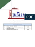 25 TALPA-SI-P-01 Procedimiento de Seguridad de los Sistemas Informaticos OK
