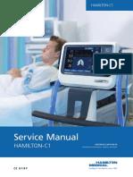 Hamilton  C1 Ventilator - Service manual