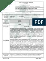 Informe Programa de Formación Titulada TECNÓLOGO GESTIÓN DOCUMENTAL 521213 (2).pdf