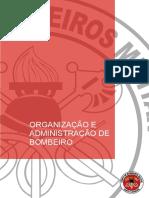 MANUAL Organização e Administração de Bombeiro