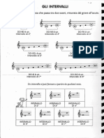 Intervalli (dall'enigmistica musicale Vol 2)