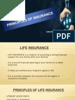 Principles of LI policy