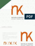 Nathália Kramer - Design e Marketing
