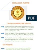 421274360-Golden-Peacock-Award.pptx
